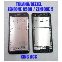 FRAME DUDUKAN LCD TULANG TENGAH ASUS ZENFONE 5 ORI
