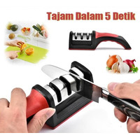 Alat Pengasah Pisau Swifty Sharp Knife Sharpene Asahan Manual Efektif