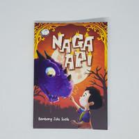 Buku Cerita anak - naga api - bestari kids
