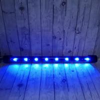 lampu aquarium panjang gaxindo biru 3watt