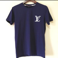 Kaos Louis Vuitton LV Import Premium Quality ( not Gucci Lacoste Dior)