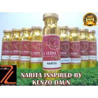 Bibit Parfum Murni NARITA / KENZO DAUN (LA VERNE) 100ml