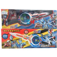 Mainan Pedang Ultraman 221-8 Sword Ada Lampu Dan Suara