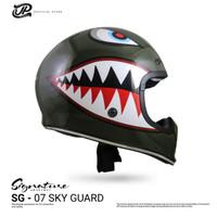 JP Retro Signature SGN 07 - Green Army Gloss