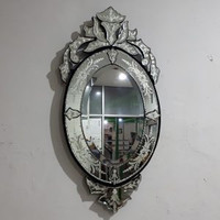 Hiasan Dinding Ruang Tamu,Cermin Wastafel Uk 80 x 40 cm