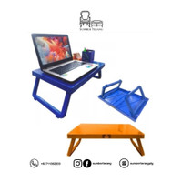 Meja Belajar Lipat Plastik Portable / Meja Lipat Anak / Meja Laptop
