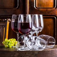 1 SET 6 PCS BORMIOLI ROCCO GELAS WINE/GELAS KAKI/WINE GLASS/STEMGLASS
