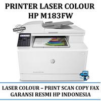 Printer HP Color LaserJet Pro MFP M183fw - Original Product