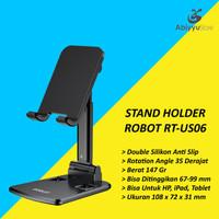 Stand Holder Tablet HP Robot RT-US06 | Docking Penyangga Ipad