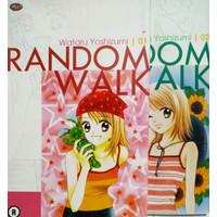 Komik 2pcs tamat Random Walk 01 02 preloved