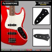 Control Plate Elektrik Electric Jazz Bass Black