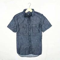Kemeja pria GAP Chambray Denim Shirt (Limited Stock)