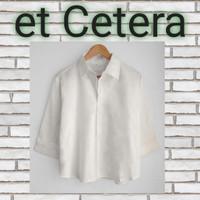 Kemeja putih wanita New office brand ET CETERA