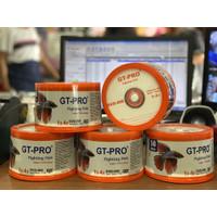 DVD Kosong / CD Disc Blank GT-Pro DVD-RW Fish 4x Tube 50pcs