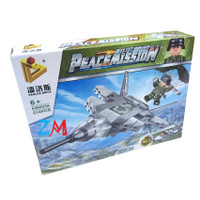 Mainan Anak Lego Brick Peace Mission - Building Block