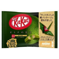 Kitkat Mini Green Tea 12pcs Import Jepang