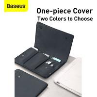 "baseus waterproof tas bag cover ipad pro laptop macbook air 13"" inch"