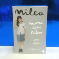 Novel - Milea - suara dari Dilan - pidi BaiQ