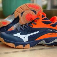 sepatu pria sneakers volly Mizuno Wave Lightning Pro Z6 Premium
