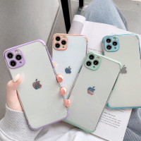 Macaroon Case iPhone 7+/8+/X/XS/XS MAX/XR/11/11 PRO/11 PRO MAX