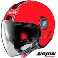 Nolan N21 Visor Joie de vivre 32 Corsa Red
