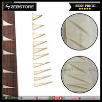 Inlay Marker Fretboard Fingerboard Gitar Triangle Pearl