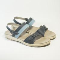 Belisa Girls - Sepatu Sandal Wanita ISLA Navy - Blue - 36