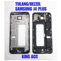 FRAME DUDUKAN TULANG TENGAH LCD SAMSUNG GALAXY J4 PLUS K415 ORIGINAL