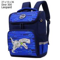 Tas Ransel Anak Tas Sekolah Paud TK SD Tas Backpack Dino T Rex