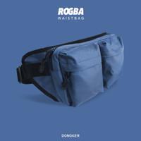 Waistbag tas pinggang tas selempang rogba By ROSAL