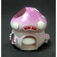 Mainan Hamster Mushroom House MDB129