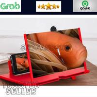 Phone Projector 3D Original / Layar Seperti Bioskop