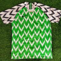 Jersey Futsal Nigeria Replika Polos