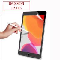 IPad Mini 1 2 3 4 5 Anti Gores Glare Paperlike Screen Guard Matte Doff