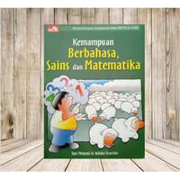 Buku PAUD Kemampuan Berbahasa Sains dan Matematika Balita