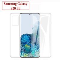 Samsung S20 FE Anti Gores Hydrogel Hydro Gel Front Back Screen Guard