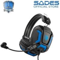 Headset gaming sades ELEMENT 702