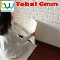 Wallpaper Dinding 3D 70 X 77 cm - 3D Foam - 1