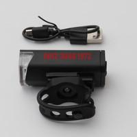 Lampu Depan Sepeda MTB RB Lipat Led Rechargeable Terang High Quality