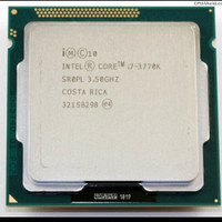 Intel Core I7 3770k 3.40ghz Socket 1155 Plus Fan