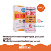 BEDAK HEROCYN 150 GR