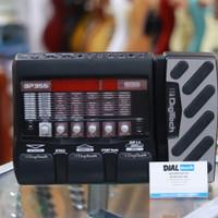 Digitech BP355 - Bass Multi-FX Pedal dan USB - Efek Gitar Original