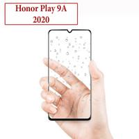 Huawei Hono Play 9A Anti Gores Kaca Tempered Glass Full Lem Protector