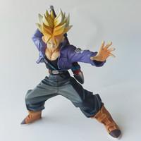 Dragon Ball Z SS Trunks Banpresto figure original 2007