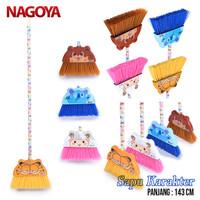 Sapu Lantai Karakter Sapu Nilon Broom Nagoya 824