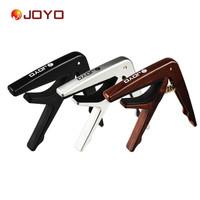 Joyo JCP-01 Capo Gitar Akustik dan Elektrik Gitar Bass - Hitam
