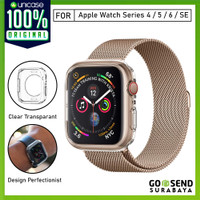 Case Apple Watch 44mm / 40mm Spigen Liquid Crystal Softcase Casing