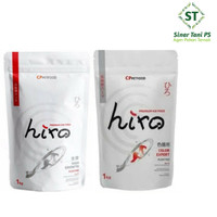 hiro premium koi pelet koi 1kg - High Growth, S