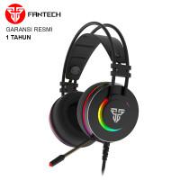 Headset Gaming Fantech OCTANE HG23 7.1 Surround Sound RGB