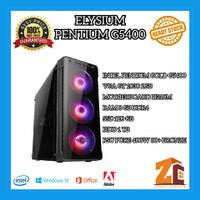 Pc Gaming/Editing Intel Pentium Gold G5400|GT 1030 2GB|8GB|120GB|1TB - 8 gb